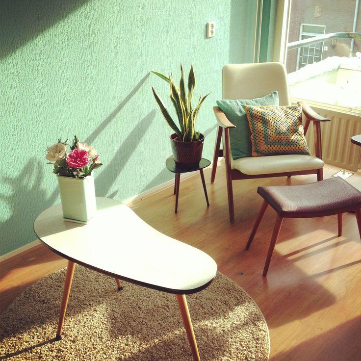 48 best fifties interior | jaren 50 interieur images on pinterest, Deco ideeën