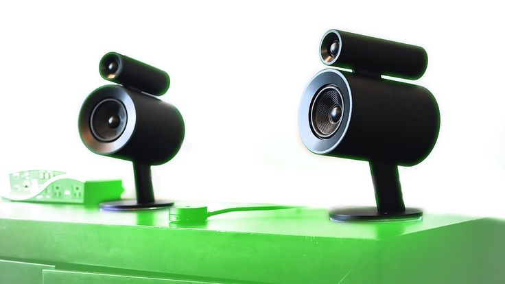 PC Speakers That Blew Us Away!  Razer Nommo
