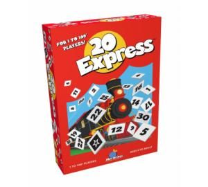 20 Express (8+, Blue Orange Games, $24) Ultra quick to learn and play, this number sequencing game offers hands-on experience judging the pr...