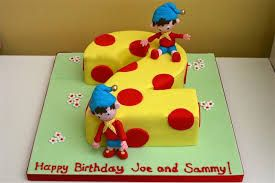 noddy cakes - Google Search