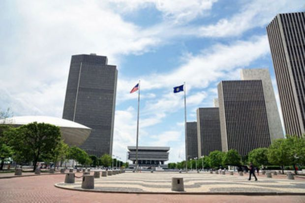 Headed to Albany? Here's what you need to know about visiting Empire State Plaza