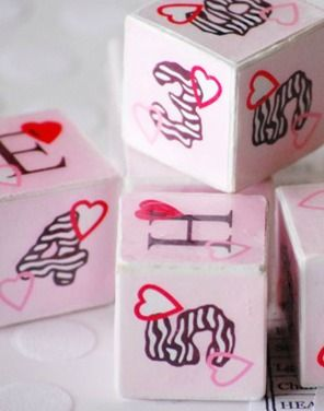 Celebrate Valentine's Day with this fun DIY yahtzee game the kids will LOVE!