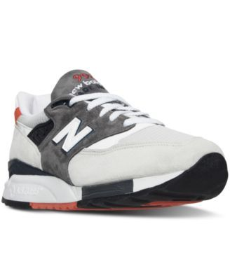 NEW BALANCE New Balance Men'S 998 Explore By Air Casual Sneakers From Finish Line. #newbalance #shoes # all men