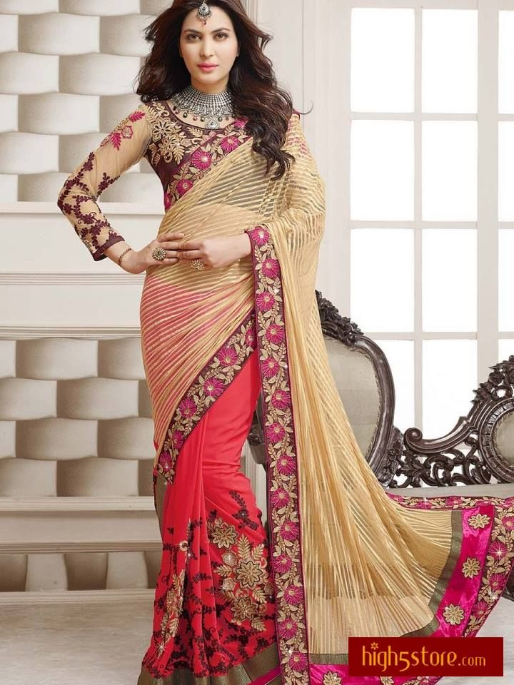 http://www.high5store.com/designer-sarees/148371-cream-and-red-embroidered-saree.html