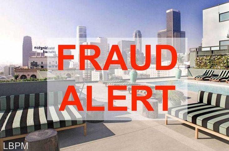 Fraud Alert - Downtown Los Angeles Rentals on Craigslist ...