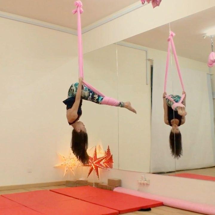 "136 Likes, 4 Comments - AileeCrystal (@aileecrystal) on Instagram: ""Day 26~ #yoga #aerialfitness #yogalife #yogagirl #yogalove #yogafit #igyoga #yogainspiration…"""