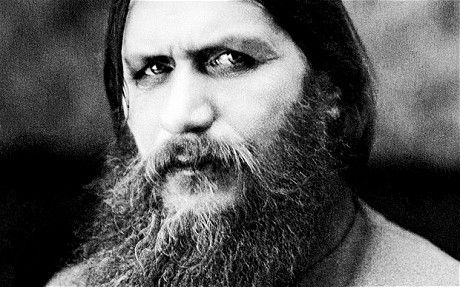 Grigory Rasputin, the 'Mad Monk' is an enigma. Fables of his murder is remembered as he was hard to kill. There are credible reports that British secret agents may have had a hand in his murder as London was alarmed by his apparent insistence that Russia should withdraw its troops from the First World War. In a ghoulish and tasteless twist, a museum in St. Petersburg has displayed what it claims to be Rasputin's severed penis in a glass jar. Experts doubt it is the real thing however.: Historical Badass, Grigori Rasputin, Imperial Russia, Cruel Curs, Mad Monk, 10 Cruel, Cruel Curly, Russian Peasant, Russian History