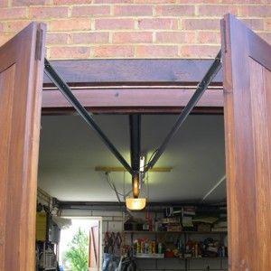 Automating Side Hinged Garage Doors   Hormann, Marantec & Garador Electric Side Hinged Doors