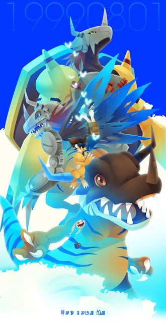 Digimon World Championship: Agumon e Tai