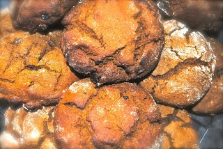 Molasses Buns! Newfie style...back to my roots here with this old time favourite! Recipe on my blog...