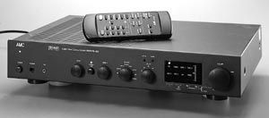 AMC AV81HTc-DD - Solid State Preamp, Dolby Digital Preamp/Processor, 2 Digital & 8 Analog Source Inputs, A/V Switching, Remote Control   AMC