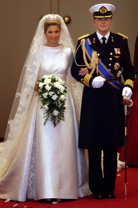 02-02-2002 the day prince Willem Alexander from the Netherlands married his Argentinian bride Maxima in the capital city Amsterdam. It was a beatiful sunny day in the middle of winter. It felt like a warm day in spring even.