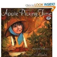 Apple Picking Time, by Michele Slawson