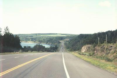 perth andover nb canada   New Brunswick #2 Highway Guide