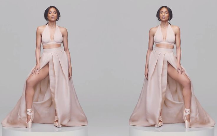 "Ciara Music Video For ""I Bet"" Features Ballerina-Chic Fashion — How To Get The Best Looks"