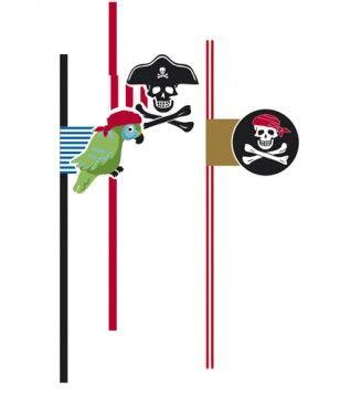 Pirat sugerør