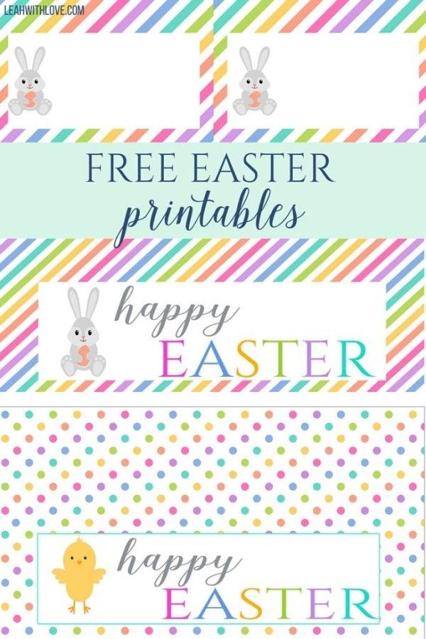1386 best Easter for Kids images on Pinterest Easter ideas, Easter - free printable religious easter cards