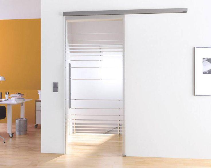 12 besten glasschiebet ren bilder auf pinterest. Black Bedroom Furniture Sets. Home Design Ideas