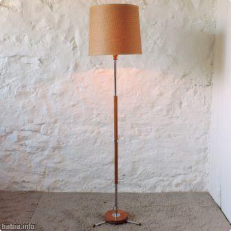 Lámpara de pie francesa años 60 :: Vendido!