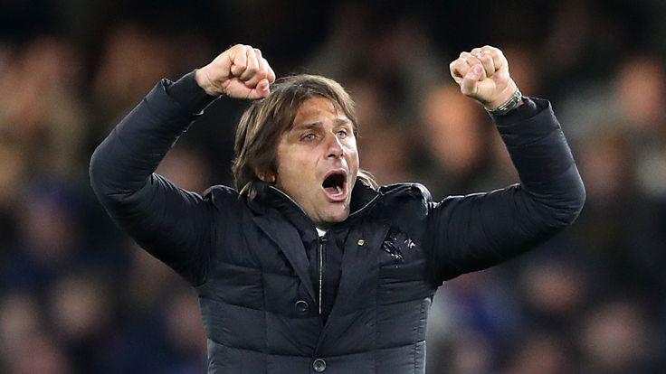 Chelsea boss Conte: If we want to catch Man City we must win every game #News #AntonioConte #Chelsea #DavidLuiz #Football