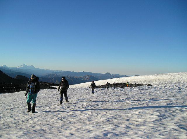 Si la montaña no viene a ti... | Flickr - Photo Sharing!