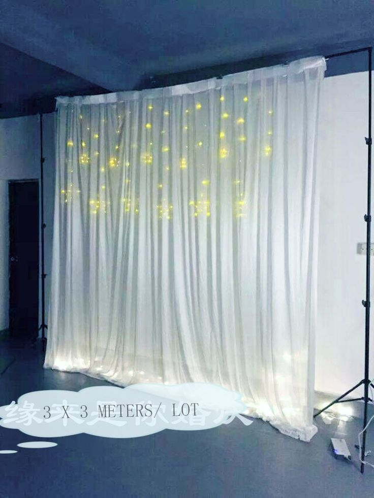 25 best ideas about fabric backdrop wedding on pinterest for Backdrops for stage decoration