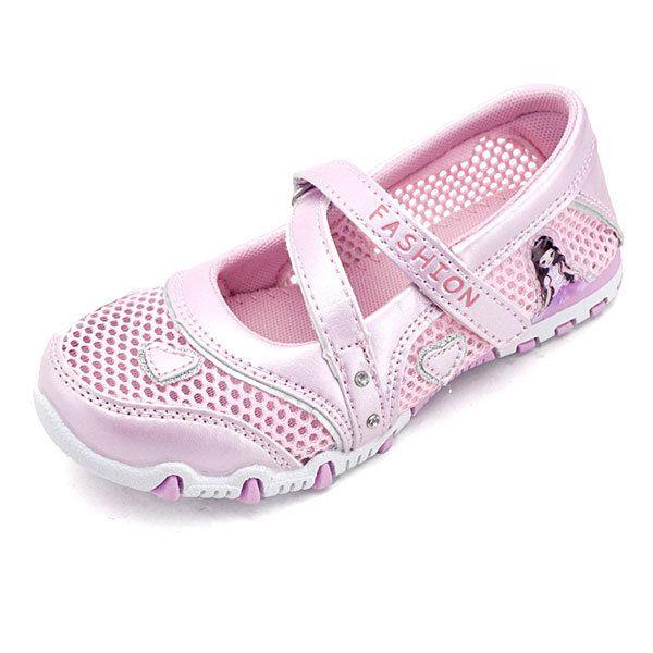 Girls Beach Sandals Children Summer Breathable Shoes