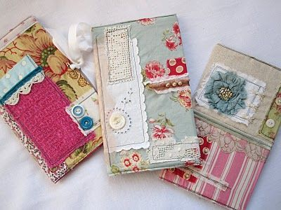 books with sewn covers
