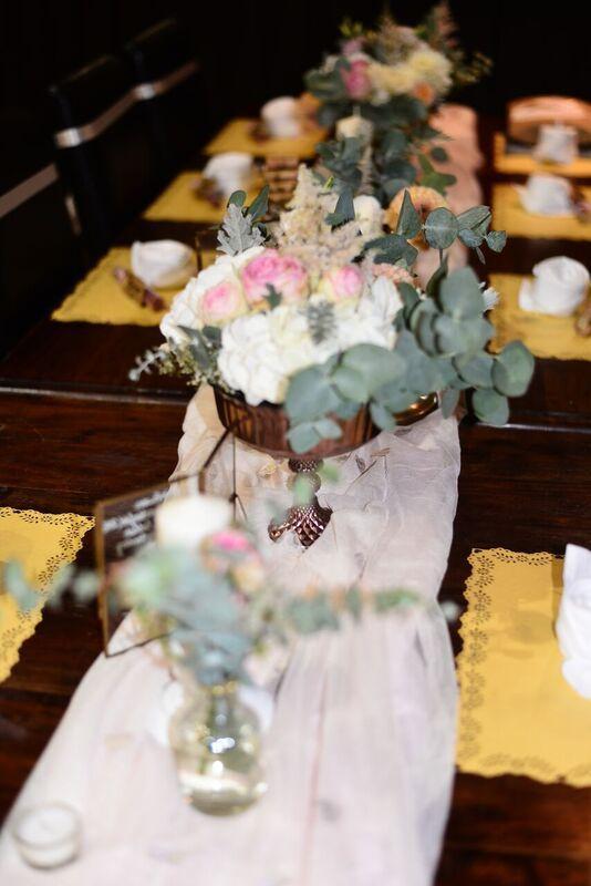 Tischdeko Hochzeit Rustic Flairville Pinterest Homburg