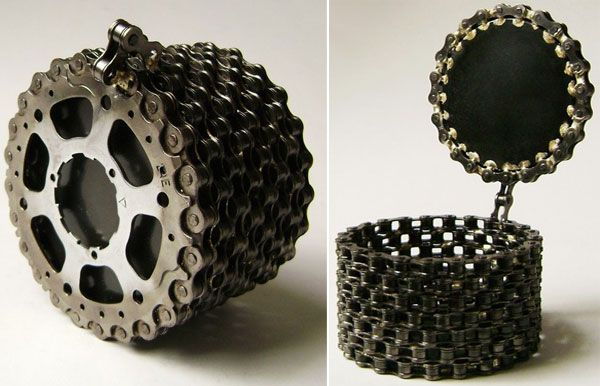 23 Times Trashed Bike Components Were Put To Absolutely Epic Use‏ - Mpora