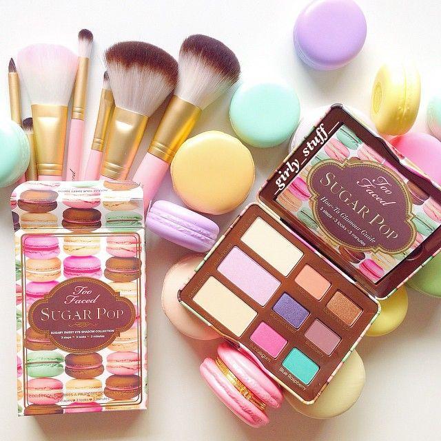 """⭐️@toofaced """"Sugar pop"""" palette! Yummy!"""