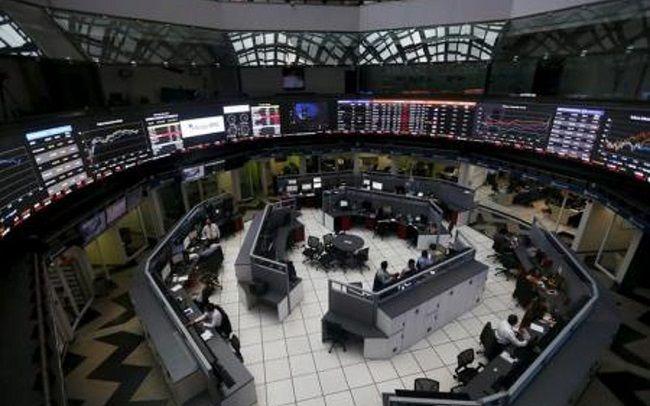 Cae la Bolsa Mexicana de Valores por toma de utilidades - http://www.notimundo.com.mx/finanzas/bolsa-mexicana-valores-utilidades/