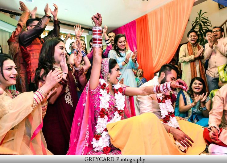 The Ring Game At Indian Weddings So Fun PC Greycard Photography Shaadishop