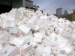New York City bans styrofoam