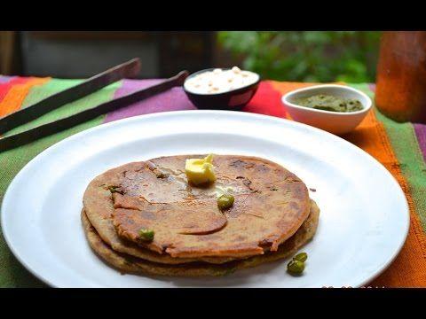 How to Make 2 in 1 Paratha ? Samosa Lachha Paratha