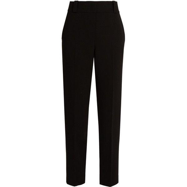 Best 25  Capri trousers ideas on Pinterest | Black pants, Black ...