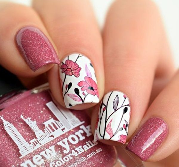 Friendship Day Nail Art Designs (2)