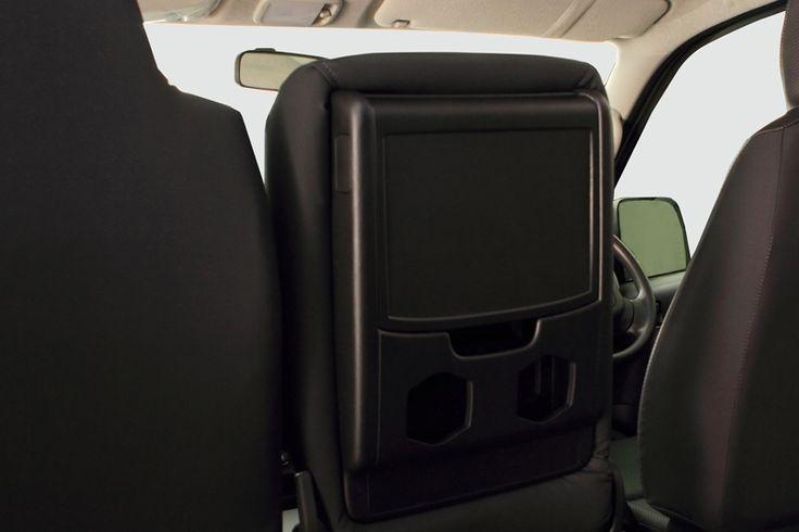 Toyota Hiace HI ACE STD Interior 4