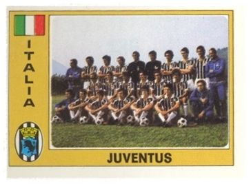 1976-77 Athletic de Bilbao - Juventus. Final de la Copa de la UEFA.