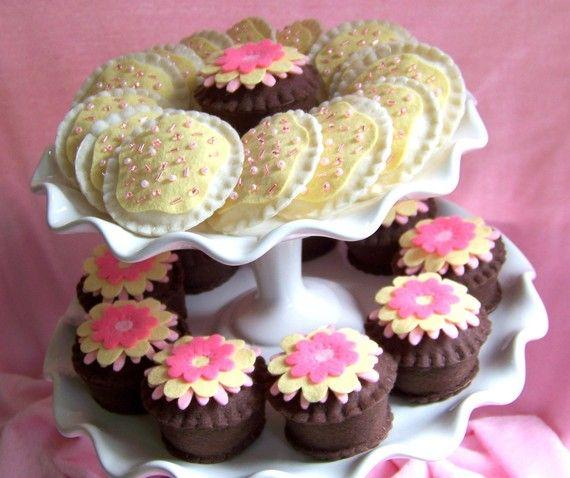 Felt- Cupcake- _30