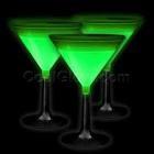 glowstick martinis are always fun