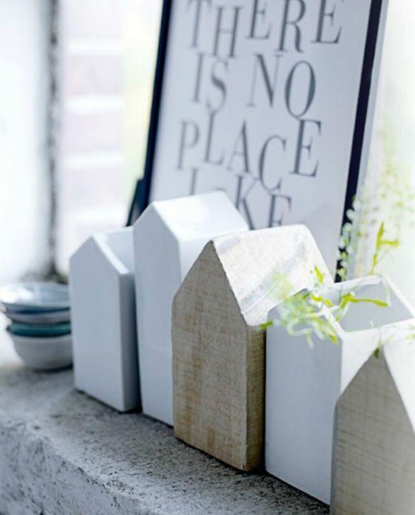 Häuschen(vasen) von Bloomingville