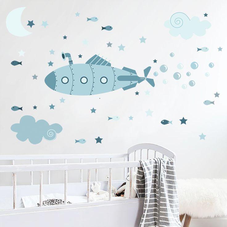 Baby Design > Il Sottomarino Volante - the flying submarine