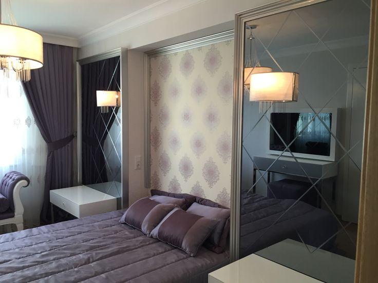 #modern yatak odası #niş yatak başı # niş #yatak odası dekorasyonu #şık #özel tasarım #avangart yatak odası dekorasyonu #ferah #rahat #alçıpan tavan modelleri #kartonpiyer #modern asma tavan modelleri #ışık bandı #avize modelleri #aplik modelleri #klasik #eflatun #lilla #etajer #aynalı yatak başı