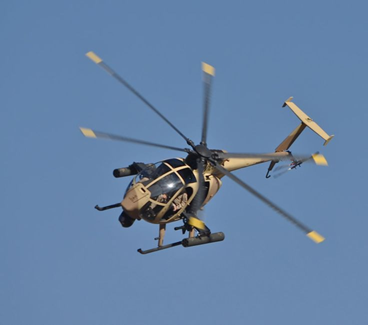 Boeing: The AH-6 is a light attack and armed reconnaissance helicopter built with 30 years of Special Operations and AH-64 Apache helicopter development experience.