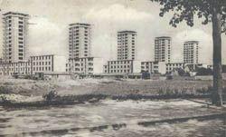 La Cité de la Muette à Drancy, 1931-1934, exemple de la transposition et de l'application à la France du modèle allemand.
