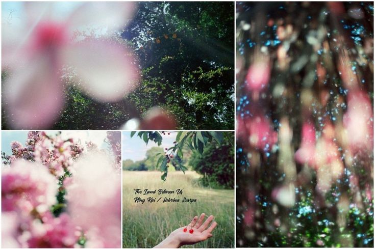 Ning Kai and Sabrina Scarpa - 'The land between us'