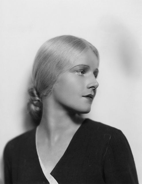 "I've been enjoying getting to know Ann Harding through some of her films on TCM. A lovely actress. ""I believe that the actress who wears her profession on her sleeve, as it were, outside of her work, is, as a rule, merely dramatizing herself. When she acts off-stage as well as on, she is wasting her talent. It is like using nectar to quench a casual thirst."" - Ann Harding"