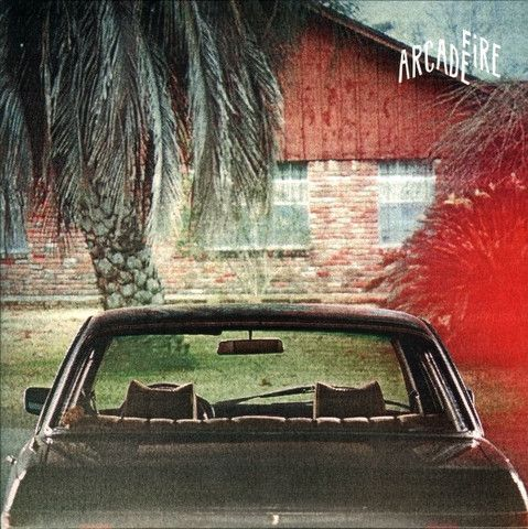 Arcade Fire The Suburbs Vinyl Double LP