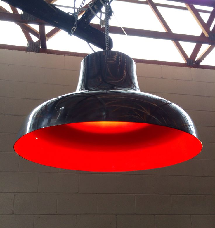 Stunning retro lamp from The Industrial Revolution